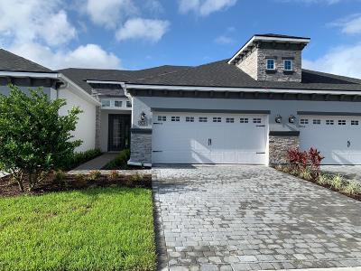 Volusia County Attached For Sale: 6348 Hanfield Drive