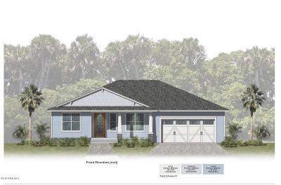New Smyrna Beach Single Family Home For Sale: 8 Sand Dune Drive