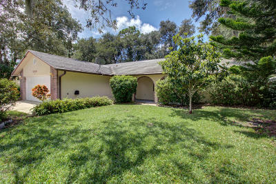 Port Orange Single Family Home For Sale: 5936 Hatteras Drive