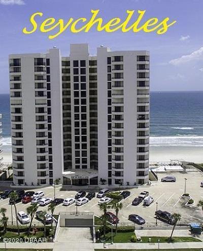 Daytona Beach Shores Condo/Townhouse For Sale: 3855 S Atlantic Avenue #1503