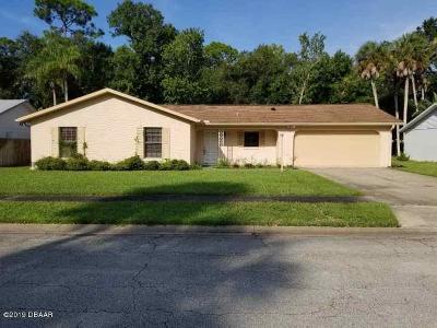 Daytona Beach Single Family Home For Sale: 1424 Mollie Road