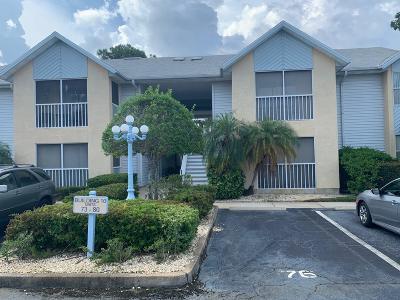 Daytona Beach Condo/Townhouse For Sale: 101 Bent Tree Drive #76