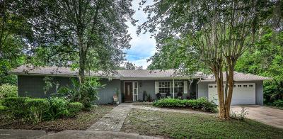 Deland Single Family Home For Sale: 120 Huntington Drive