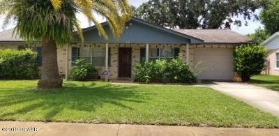 Port Orange Single Family Home For Sale: 22 Tula Drive