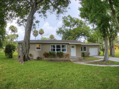 South Daytona Single Family Home For Sale: 2326 Colfax Drive