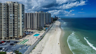 Daytona Beach Shores Condo/Townhouse For Sale: 2987 S Atlantic Avenue #802