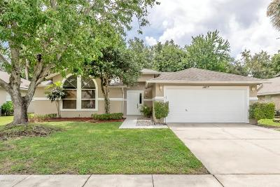 Port Orange Single Family Home For Sale: 4057 S Waterbridge Circle