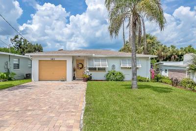 Daytona Beach Single Family Home For Sale: 123 Milton Road