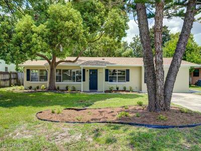 Edgewater Single Family Home For Sale: 1914 Juniper Drive