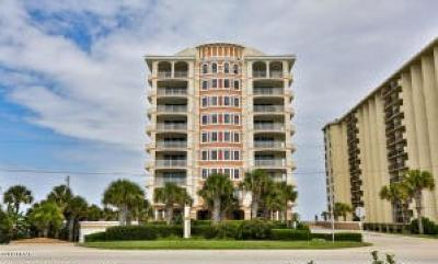 Ormond Beach Condo/Townhouse For Sale: 1425 Ocean Shore Boulevard #701