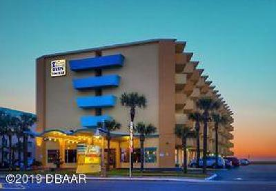 Daytona Beach Condo/Townhouse For Sale: 313 S Atlantic Avenue #2100