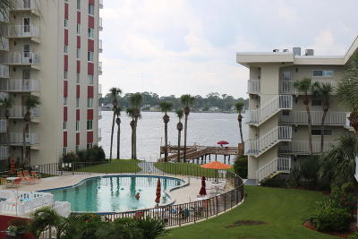 Daytona Beach Condo/Townhouse For Sale: 2711 N Halifax Avenue #369