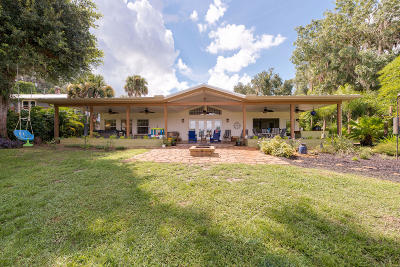 New Smyrna Beach Single Family Home For Sale: 2795 Letha Road