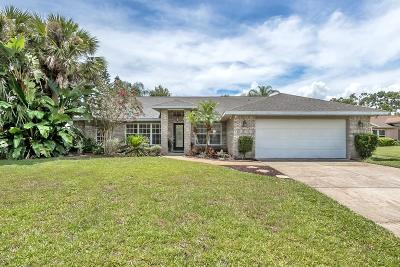 Ormond Beach Single Family Home For Sale: 6 Sugar Creek Court