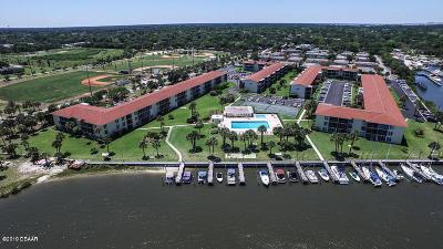 Daytona Beach Rental For Rent: 715 S Beach Street #114D