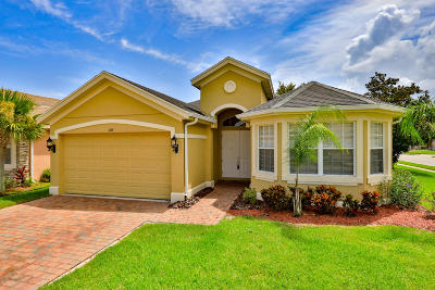 Port Orange FL Single Family Home For Sale: $275,900