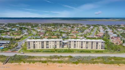 Ormond Beach Condo/Townhouse For Sale: 3180 Ocean Shore Boulevard #412