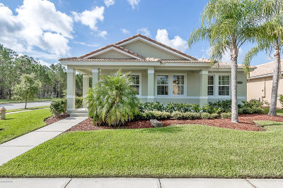 New Smyrna Beach Single Family Home For Sale: 3320 Rosa Avenue