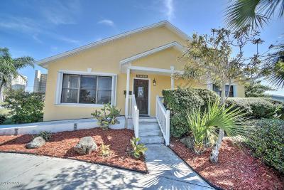 Daytona Beach Single Family Home For Sale: 3401 S Peninsula Drive