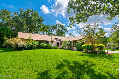 Ormond Beach Single Family Home For Sale: 208 Riverbend Road