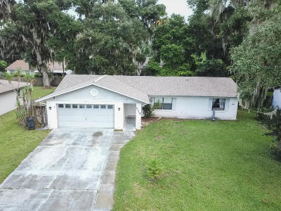 Edgewater Single Family Home For Sale: 2115 Lime Tree Drive