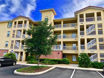 Palm Coast Condo/Townhouse For Sale: 300 Canopy Walk Lane #325