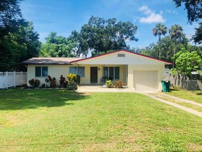Holly Hill Single Family Home For Sale: 1032 Center Avenue