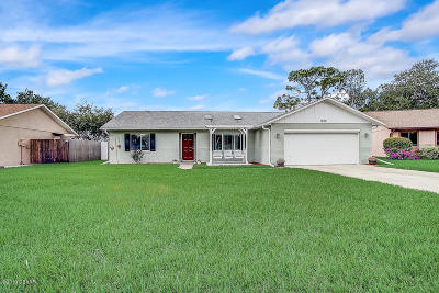 Port Orange Single Family Home For Sale: 1522 Rusty Circle