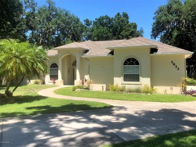 Volusia County Single Family Home For Sale: 3933 Acoma Drive