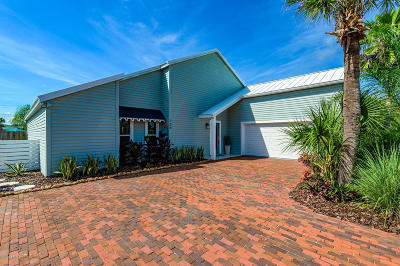 Ormond Beach Single Family Home For Sale: 124 Mariners Drive