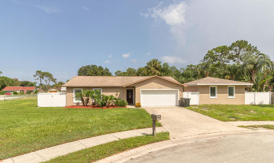 Port Orange Single Family Home For Sale: 1402 Kerry Court