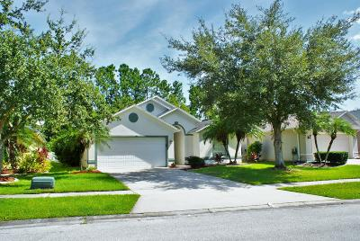 Port Orange Single Family Home For Sale: 1811 Tara Marie Lane