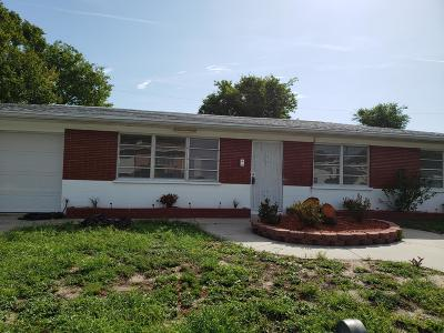 Daytona Beach Single Family Home For Sale: 1317 Continental Drive