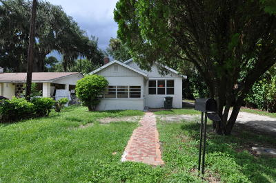Daytona Beach Single Family Home For Sale: 730 Madison Avenue