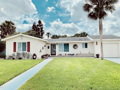 Ormond Beach Single Family Home For Sale: 18 Rivocean Drive
