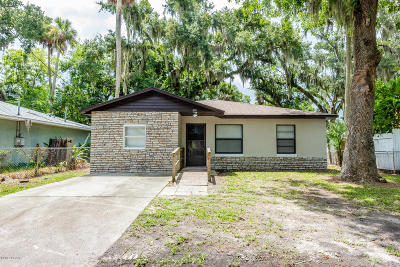 Daytona Beach Single Family Home For Sale: 519 Park Drive