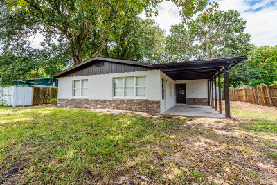 Daytona Beach Single Family Home For Sale: 964 Gardenia Drive