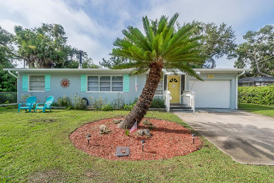 Ormond Beach Single Family Home For Sale: 38 McAlister Drive