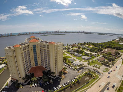 South Daytona Condo/Townhouse For Sale: 2801 S Ridgewood Avenue #503