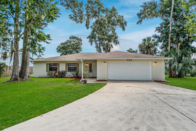 Port Orange Single Family Home For Sale: 925 Bentwood Lane