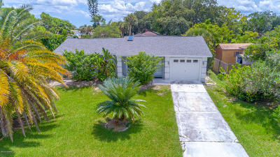 Port Orange Single Family Home For Sale: 1400 Breaks Way