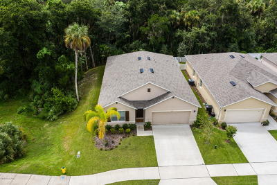 Edgewater Single Family Home For Sale: 190 Fishermans Cove Drive
