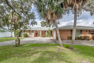Ormond Beach Single Family Home For Sale: 1836 John Anderson Drive