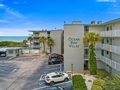 New Smyrna Beach Condo/Townhouse For Sale: 1571 S Atlantic Avenue #2040