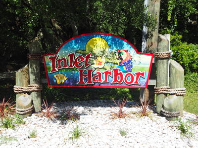 Ponce Inlet Residential Lots & Land For Sale: Inlet Harbor Road