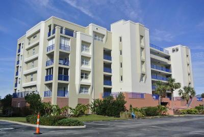 New Smyrna Beach Condo/Townhouse For Sale: 5300 S Atlantic Avenue #4504