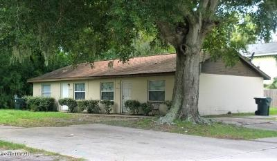Daytona Beach Multi Family Home For Sale: 908 Lora Street