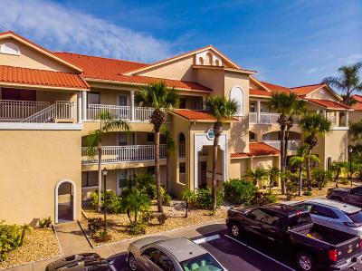 New Smyrna Beach Condo/Townhouse For Sale: 464 Bouchelle Drive #203