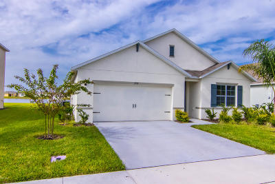 New Smyrna Beach Single Family Home For Sale: 2917 Gibraltar Boulevard