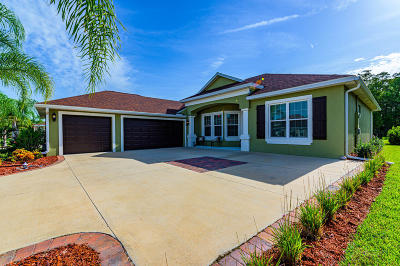 New Smyrna Beach Single Family Home For Sale: 3323 Bellino Boulevard